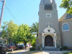 Petaluma church