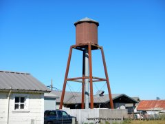 Valley Ford water tower