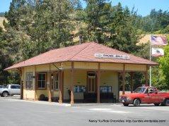 Duncans Mills Depot