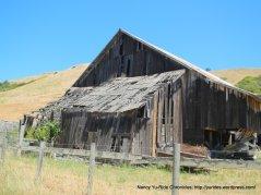 falling barn