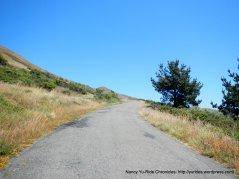 climb up Bay Hill Rd