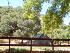 Franklin Canyon Rd old barn