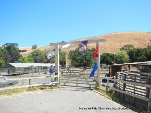 Franklin Canyon Rd horse ranch