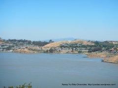 view of Benicia waterfront