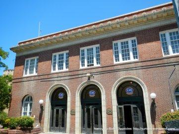 C & H Sugar brick building