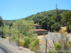 Crockett Hills old ranch barn