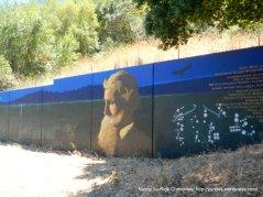 Alhambra Ave mural