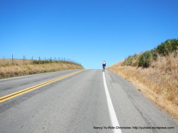 to Olema Hill summit