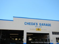Cheda's Garage