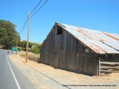 Pt Reyes barn