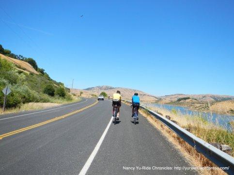 Pt Reyes Petaluma Rd-Nicasio Dam