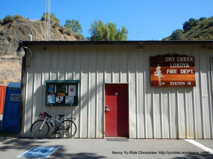 Dry Creek-Lokoya Fire Station