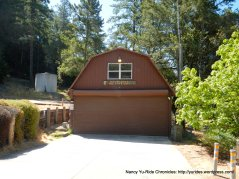 Mayacamas Vol Fire Station