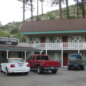 Woodfords Inn