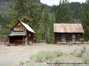 old mining camp