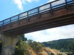 Nicasio Valley bridge