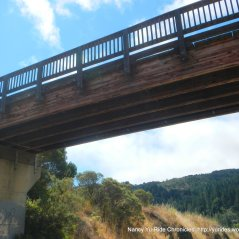 Nicasio Valley bridge