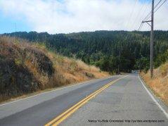 descend Nicasio Valley Rd
