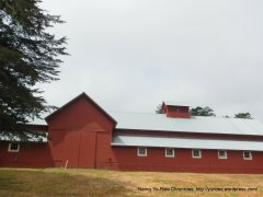 bear Valley red barn