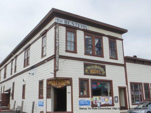 old western saloon