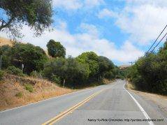 Pt Reyes Petaluma Rd climb