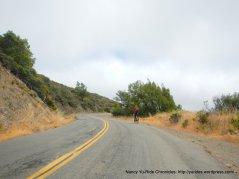 to Pine Mtn summit