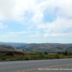 pescadero Valley views