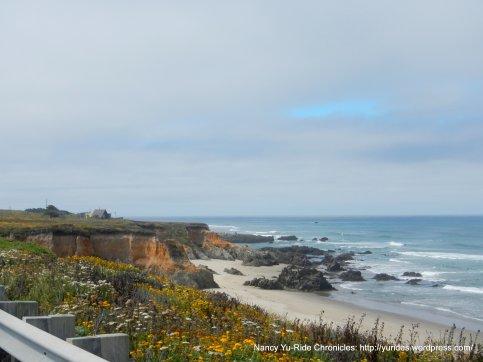 coastal bluffs