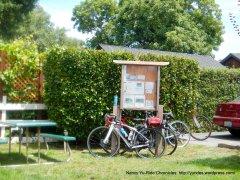 rear picnic area