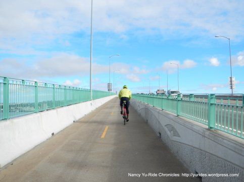 bike/ped path benicia-martinez bridge