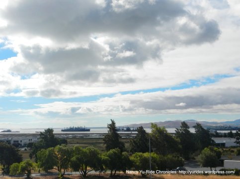 view of suisun bay