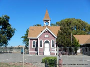 historic gomer school