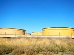 oil tanks