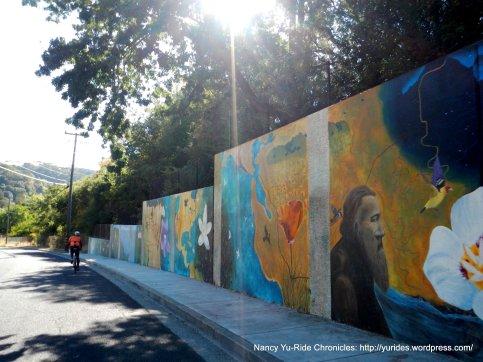 colrful murals