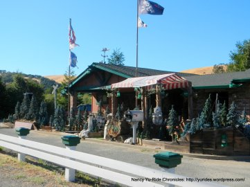 franklin Canyon mini train setup