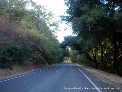 franklin Canyon rd