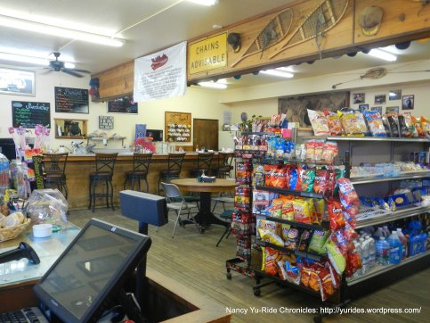 Woodfords Station Deli & Store