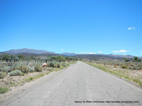 Jacobsen Ln-view of Pine Nut mountains