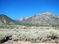 Sierra Nevada Mtns