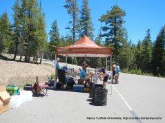 Blue Lakes Rest Stop