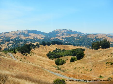 stunning views-Diablo Range