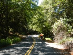 climb up pinehurst rd