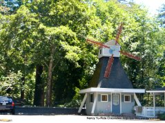 La Honda windmill