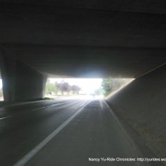 Foothill Expy-I-280 underpass