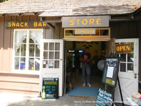 big basin redwood store