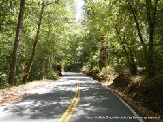 climb big basin way