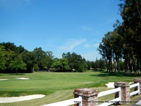 Diablo golfing greens