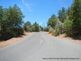 steep section toyon picnic area