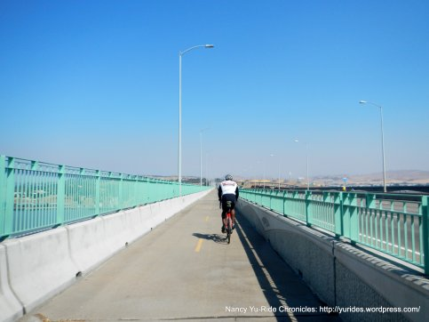 Benicia Martinez Bike/ped path
