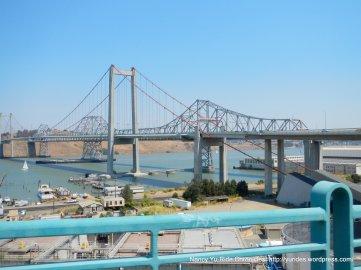vzampa carquinez bridge